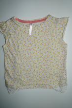 Jemné tričko s kvítky mothecare, mothercare,92