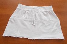 Bílá mini sukýnka lupilu, lupilu,110