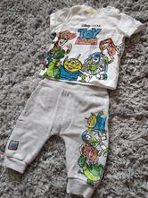 Set na miminko chlapečka tričko + tepláčky, vel.56, f&f,56