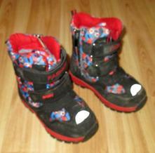 Zimní boty, 28