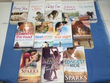 Nicholas sparks in english,
