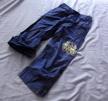 Kalhoty roll-up next vel. 104/110, next,104