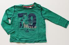 Zelené triko, lupilu,92
