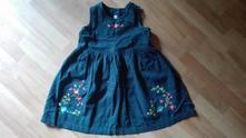 Dívčí šaty, george,98