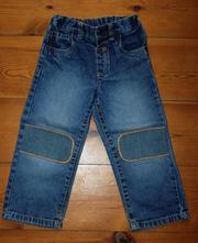 Kalhoty - džíny, next,104