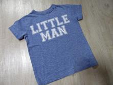 Tričko little man, next,98