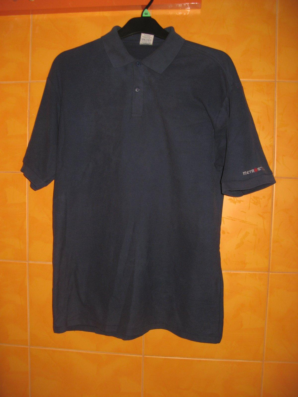 4dc8c0376252 Pánské triko s límečkem