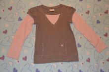 Next bavlněné tričko dl. rukáv, next,134