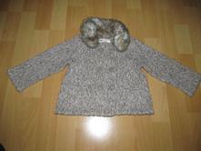 Pletený kabátek, h&m,104