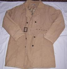 Kabát s podšívkou, m