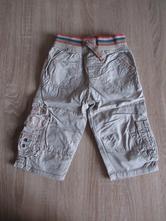 Plátěné kalhoty, marks & spencer,74