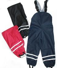 Nepromokavé kalhoty tmavě modré, kugo,98 / 110 / 128