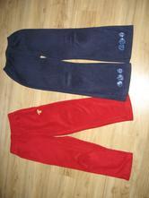 Kalhoty, tepláky, 128