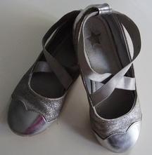 Stříbrné balerínky, 28