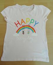 Tričko happy h&m vel. 134, h&m,134