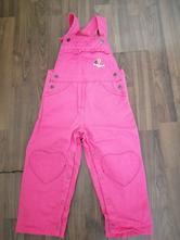 Dívčí kalhoty lupilu, vel. 92, lupilu,92