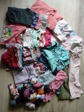 Mix oblečení na donošeni od vel.92-122,