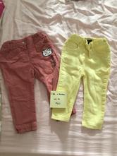 Dívčí kalhoty, primark,86