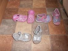 Sandále,krosky, peddy,23
