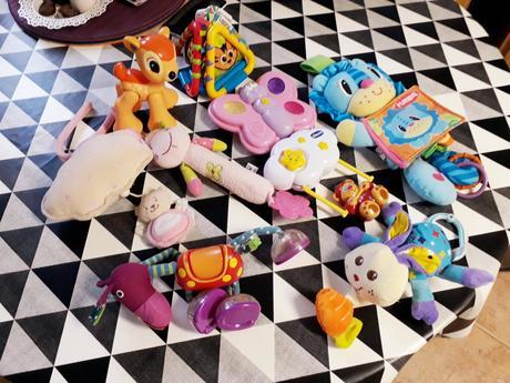 Zvukove hračky,