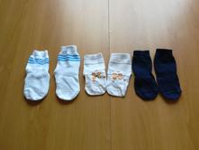 Ponožky mix 3 páry, 22