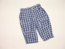 K421 plátěné kalhoty vel. 62, adams,62