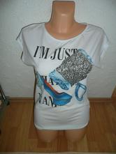 Moderní tričko s nýty vel m/l, m