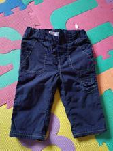 Kalhoty plátěné, okay,68