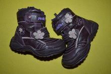 Kožené zimní boty nelli blue, nelli blu,21