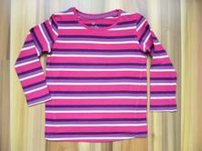 Bavlněné tričko dl. ruk. 92, kiki&koko,92