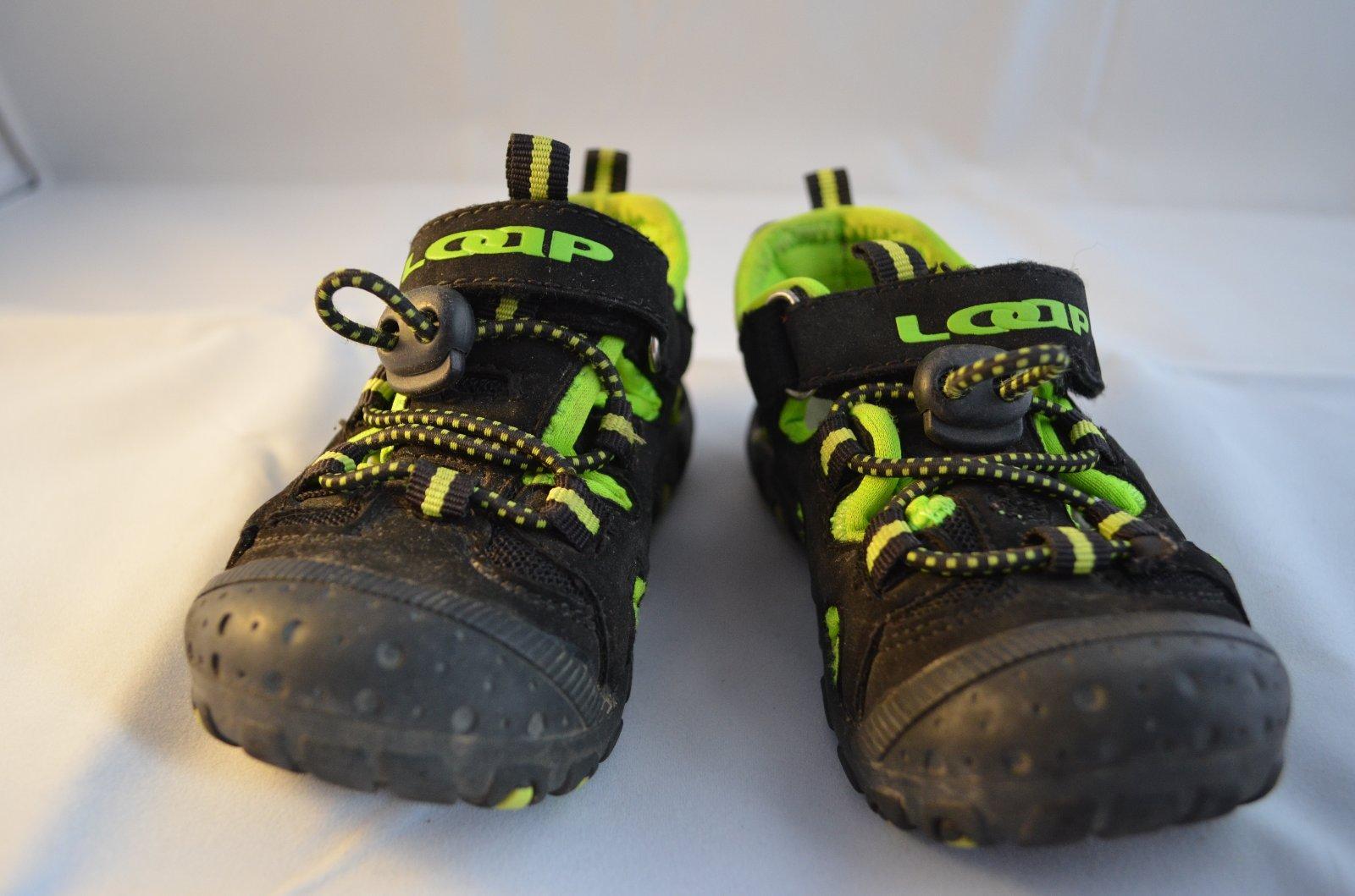 Sportovní chlapecké boty zn.