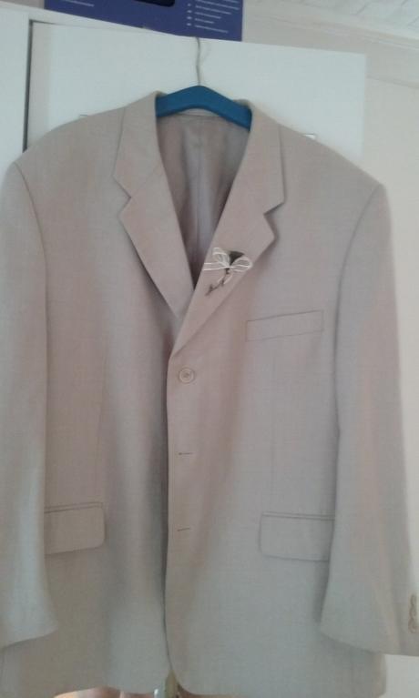 Pánský oblek, xxl
