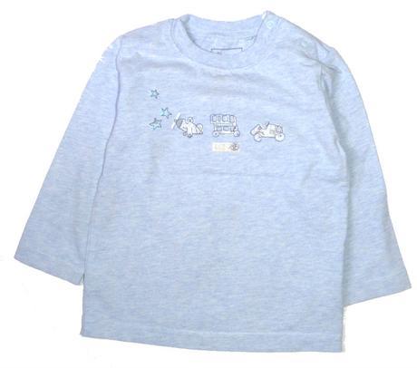 Bavlněné tričko s auty, next,86
