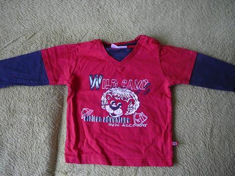Dětské tričko, 86