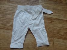 Letní dívčí kalhoty 6 měsíců, 74