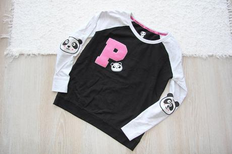 N1 triko s pandou, 164