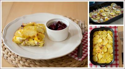 Francouzské brambory podle Dity P.