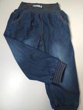 Lindex kalhoty/ jeany zateplené, lindex,104