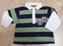 Bavlněné tričko s límečkem, disney,80