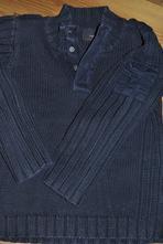 Next svetr se stojáčkem na druky, teplý, bavlněný,, next,110