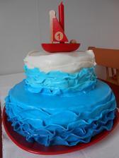 Dortík k prvním narozeninám:)