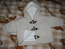 Zateplený svetr, mothercare,50