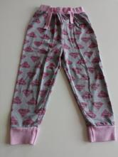 Pyžamové kalhoty supergirl vel.98/č.1177, tu,98