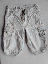 Podložené plátěné kalhoty, l.o.g.g.,80