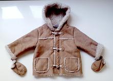 Teplý kabát, ladybird,80
