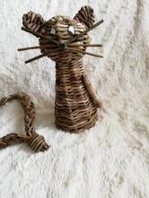 Kočka z papírového pedigu,