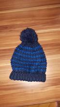 Zimní čepice kulíšek, h&m,104