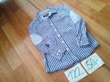 Košile, 122