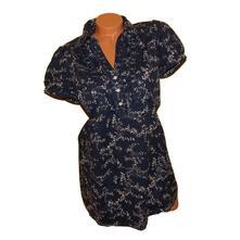 Těhotenská tunika, košile h&m mama vel.l_elastan, l