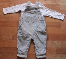 Set kalhot a body next vel.74, next,74